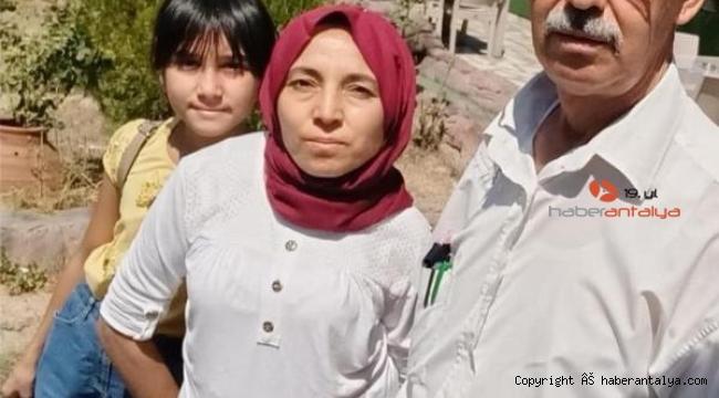 Yaşam mücadelesi veren Merve'nin ağabeyi de 8 yıl önce kazada ölmüş