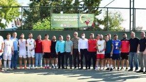 Yeşil Kemer, 'Futbol tenisi'nde Antalya'yı temsil edecek