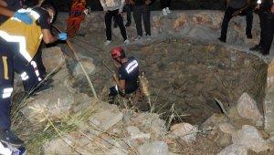 3 çocuk annesi, sulama kuyusunda ölü bulundu !