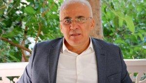 AK Parti Serik İlçe Başkanı Yıldırım, yatırımları anlattı