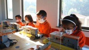 Antalya Bilim Merkezi'nde 2 atölye çalışması