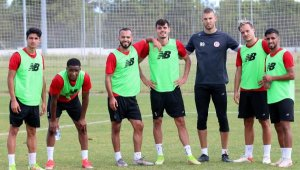 Antalyaspor'a 1 günlük izin