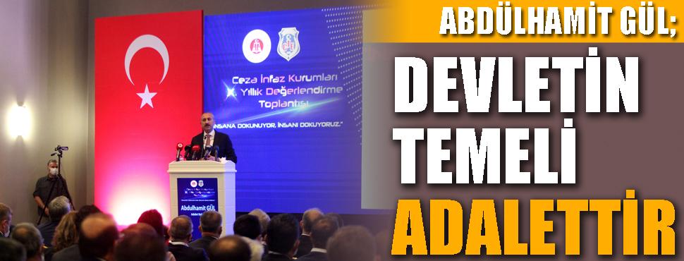 Bakan Abdülhamit Gül: