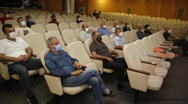Büyükşehir'den kömür satıcılarına eğitim