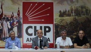 CHP'li Cengiz'den AKP'li Taş'a cevap