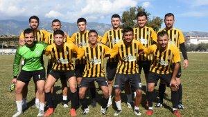 Demre Beymelekspor'da hedef Süper Amatör Lig