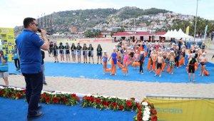 Dünya'nın en büyük açık su yarışları serisi başlıyor