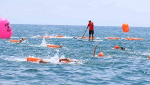 Dünyanın en büyük açıksu yüzme yarışları serisi Oceanman ikinci kez Alanya'da
