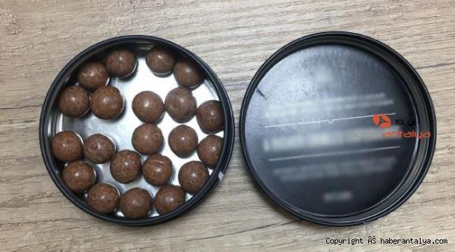 Şekli misket çikolata, ama işlevi çok farklı