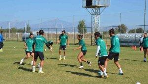 Serik Belediyespor, Ankaraspor maçı hazırlıklarını sürdürüyor