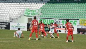 Serik Belediyespor, Somaspor maçı hazırlığı