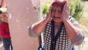 Torunu babaannesini gözyaşlarına boğdu