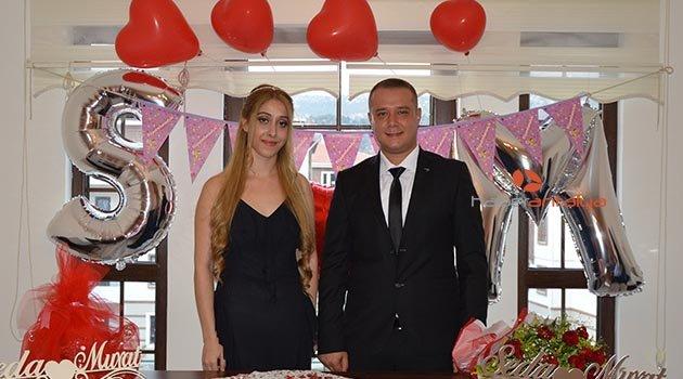30 Ağustos'ta nişanlandılar