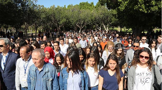 52 üniversite, öğrencilerle buluştu