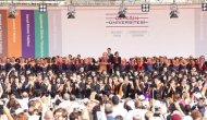 665 öğrenci daha Özyeğin Üniversitesi'nde kep atma mutluluğu yaşadı