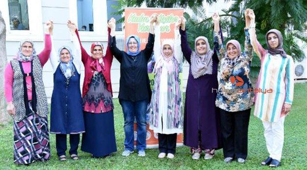 8 kadın çiftçi finalde
