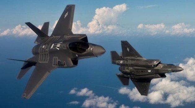 ABD, Rusya sınırına F-35 konuşlandırıyor