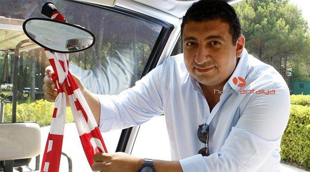 Ali Şafak Öztürk'e dava