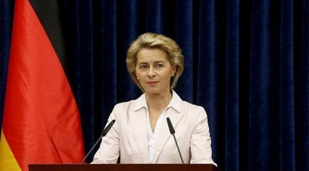 Almanya: İncirlik için Türk hükümeti ile görüşüyoruz