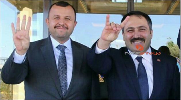 Antalya'da Cumhur ittifakı başladı