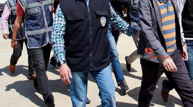 Antalya'da FETÖ/PDY'den 5 kişi yakalandı