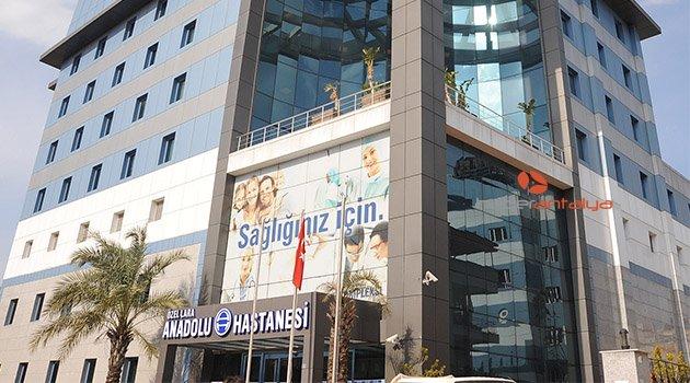 Antalya'da ilk Vanokserin tedavisi
