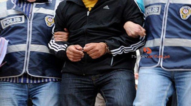 Antalya'da uyuşturucu operasyonu: 15 gözaltı