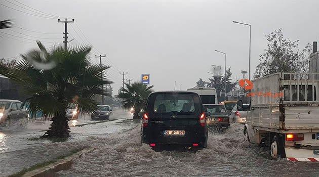 Antalya suya gömüldü! | Antalya hava durumu