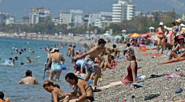 Dikkat   Antalya'ya kavurucu sıcaklar geri geliyor! Antalya hava durumu