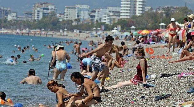 Antalya'da 'aşırı sıcak' uyarısı (Antalya hava durumu) | Hava durumu Antalya | Antalya aşırı sıcak | Hava durumu nasıl olacak?