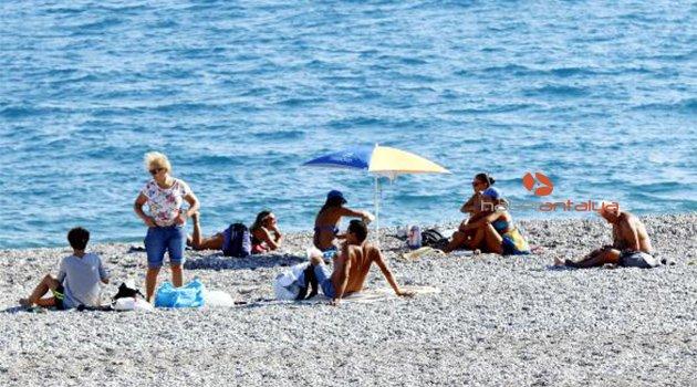 Antalya'da bitmeyen yaz (Antalya hava durumu)