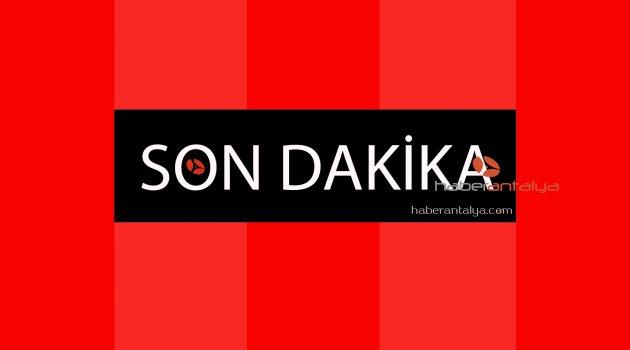Antalya'da FETÖ'den bin 834 kişi tutuklandı