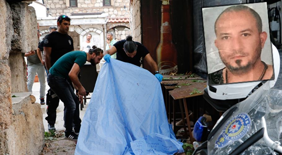 Antalya'da inanılmaz ölüm