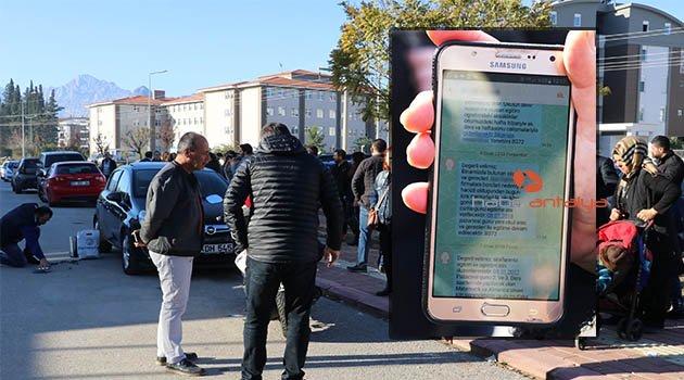 Antalya'da özel okula haciz iddiası! Veliler ayağa kalktı!