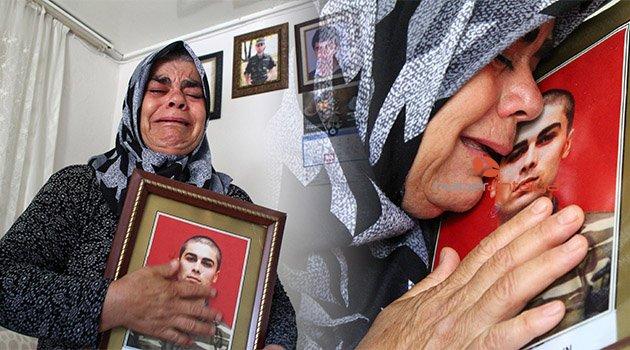 Antalya'da şehit annesine akraba vurgunu iddiası
