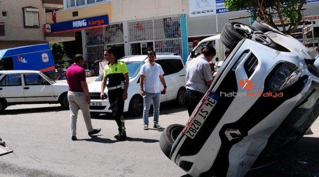 Antalya'daki kazada şok iddia