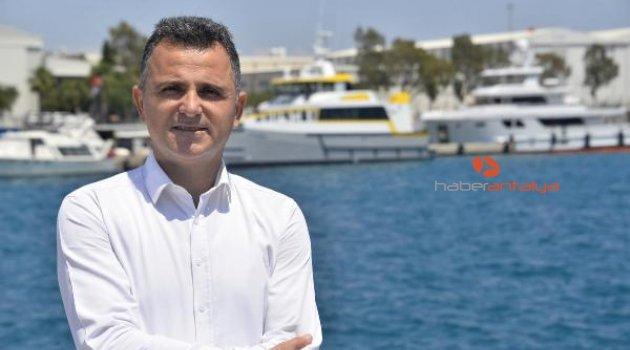 Antalya'dan 1 milyar dolarlık süper yat ihracatı