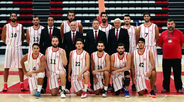 Antalyaspor 27 Sayı Farkla Kazandı