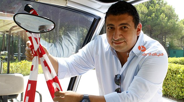 Antalyaspor Başkanı Öztürk'ten Fikret Orman'a cevap