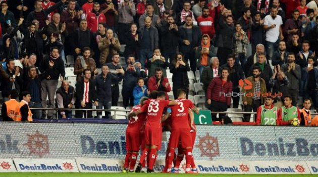 Antalyaspor, Beşiktaş maçı bilet fiyatları belli oldu