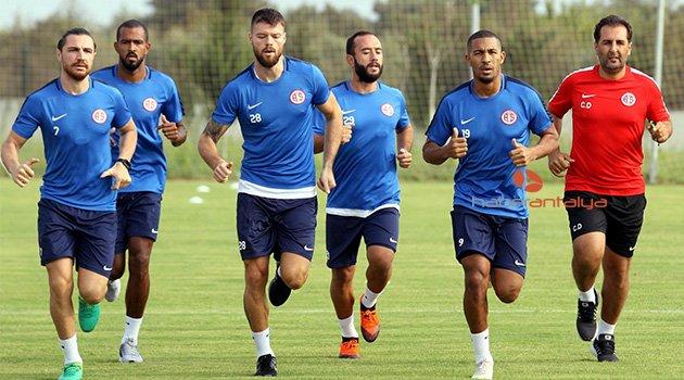 Antalyaspor hazırlık maçına çıkacak