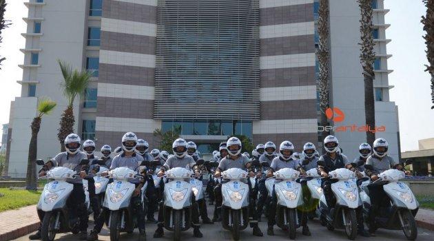 ASAT hızlı hizmet için motorize ekip kurdu