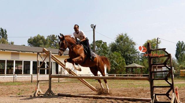 Asayişe atlı polis desteği
