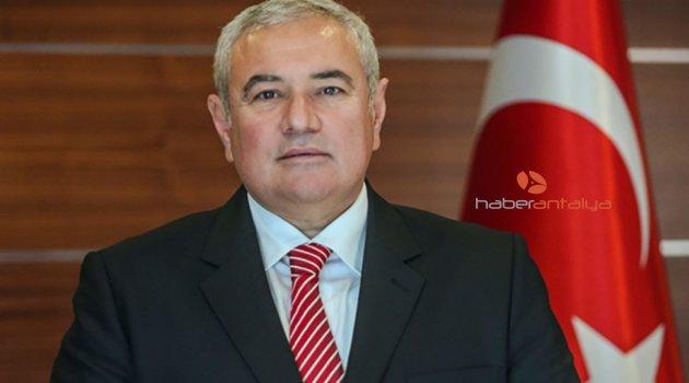 ATSO Başkanı Çetin: Türkiye ekonomisi ABD'nin ekonomik yaptırımlarına karşı ayakta kalacak güçtedir