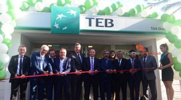 AÜ'de TEB Çağrı Merkezi açıldı
