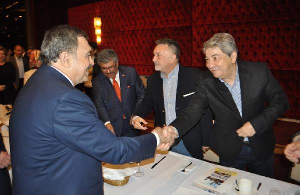 Bakan Eroğlu: İzmir Hiçbir Partinin Arka Bahçesi Değildir