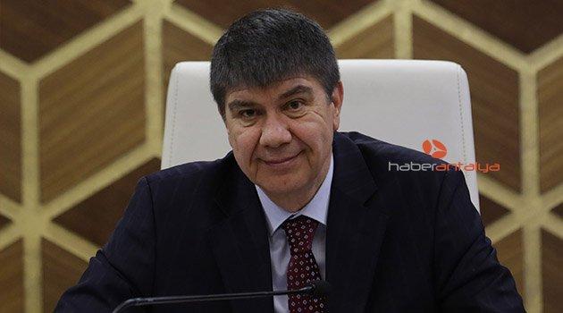 Başkan Türel'den Konyaaltı ve Boğaçayı açıklaması