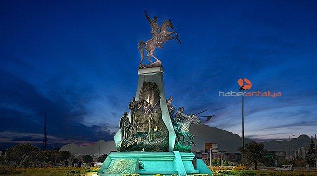 Başkan Türel'den Atatürk heykeli sözü