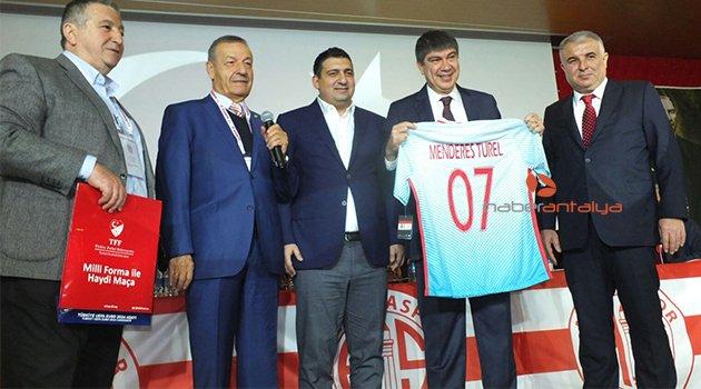Büyükşehir Belediye Başkanı Antalyaspor'un borcuna sahip çıktı