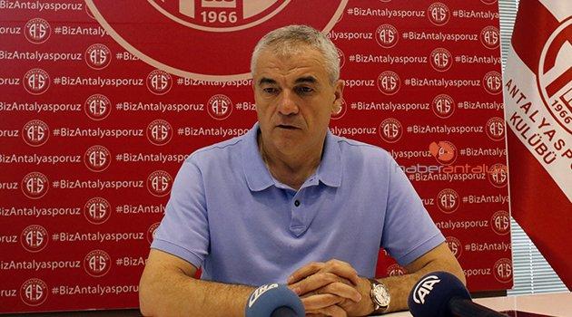Çalımbay: 'Beşiktaş'tan puan alacağız'